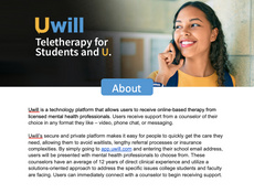 Lac Courte Oreilles Ojibwe College Teams up with Uwill to provide access to counselors