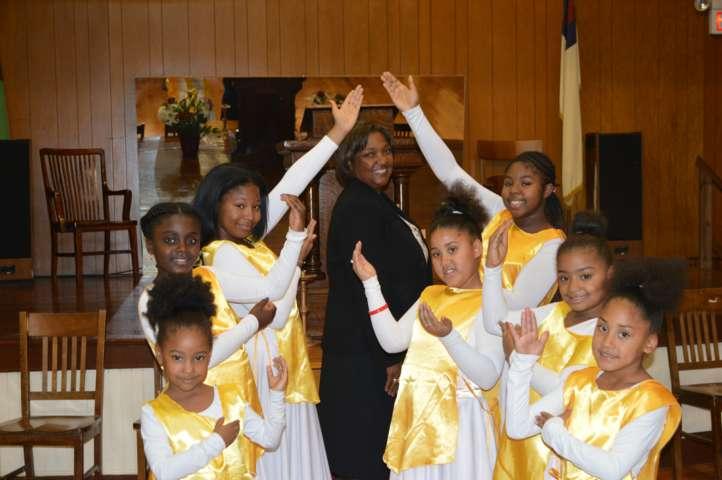 Angel Praise Dancers