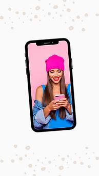 Phone Wallpaper Mockup Instagram Story D