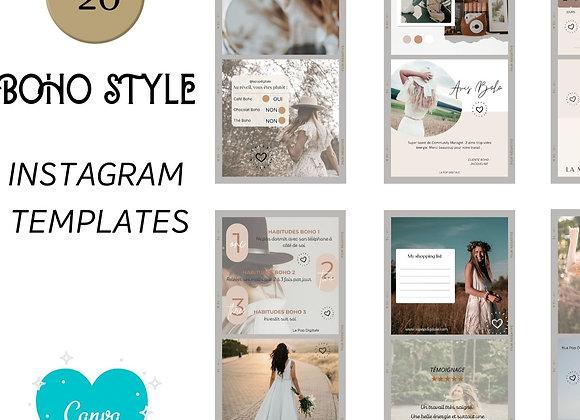 Template Canva Post Instagram