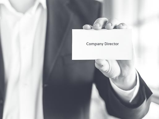 公司董事的責任和個人風險