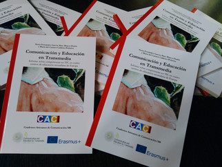 "Published the research ""Communication and Education by Transmedia"""