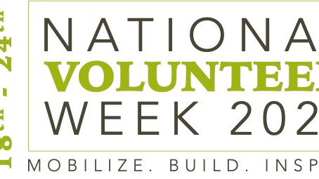 Join us in celebrating National Volunteer Week