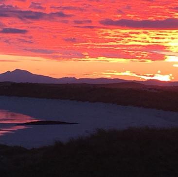 Sunrise 24 October