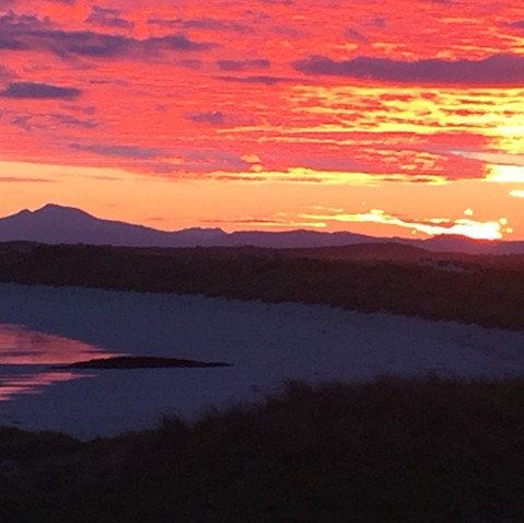 Sunrise October