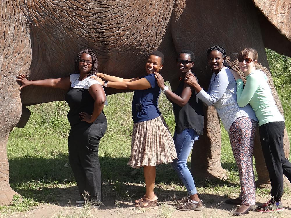 PEHPL Program Trip to Arusha National Park  Photo Credit: Catherine Herzog