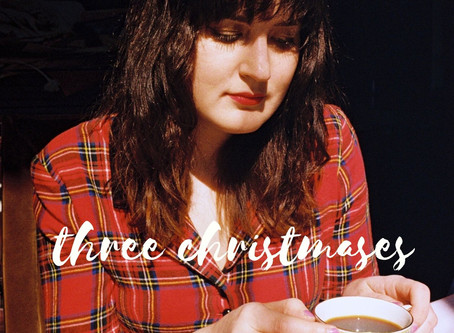 Three Christmases Out Now