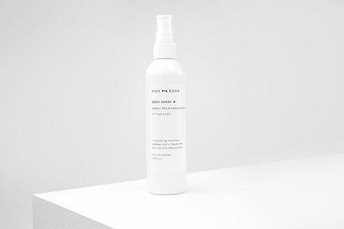 Sweet Pea & Vanilla Body Spray