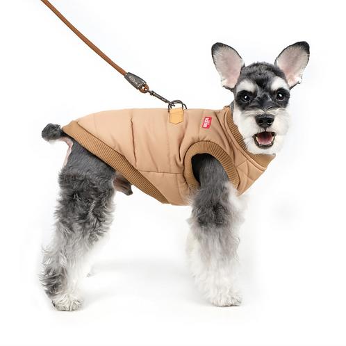 Harness Jacket In Beige