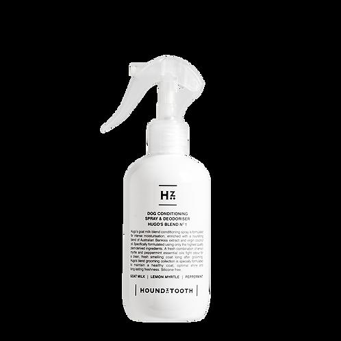 Houndztooth Dog Conditioning Spray & Deodoriser Hugo's Blend No.1