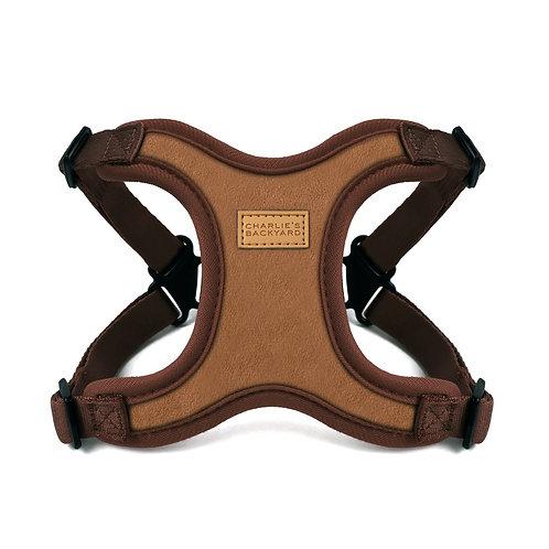 Comfort Harness In Brown
