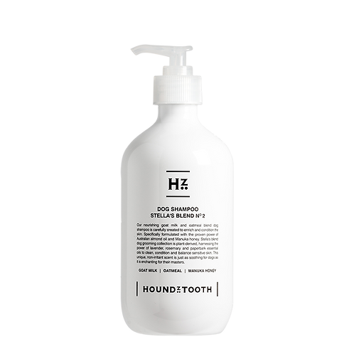 Houndztooth Dog Shampoo Stella's Blend No.2 Nourishing & Itch Relief