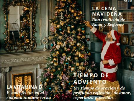 SAMSARA REVISTA DIGITAL EDICCIÓN 003 - Especial Navidad