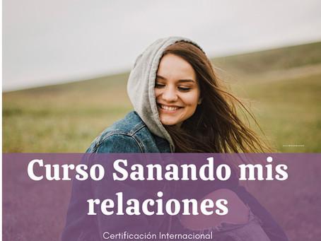 CURSO SANANDO MIS RELACIONES