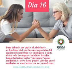 21 DÍAS DE CONSEJOS ALZHEIMER