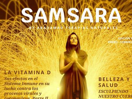 SAMSARA REVISTA  DIGITAL EDICCIÓN 004