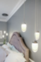 pendant lights teen room grey gray