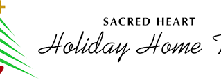 Sacred Heart Holiday Home Tour
