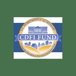 US Department of the Treasury CDFI Fund logo
