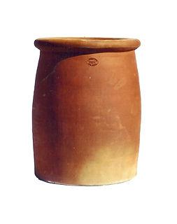 Barrell chimney pot