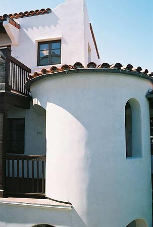 El Carrillo Project Garage in Santa Barbara