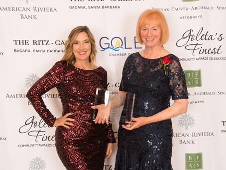 Goleta Chamber of Commerce Announces 2018 Goleta's Finest Honorees