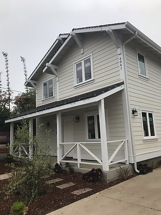Sawyer Avenue affordable homes photo