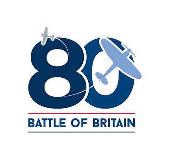 80 Battle of Britain image with warplanes