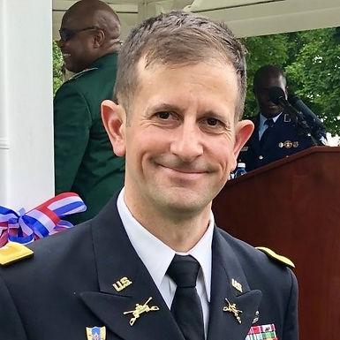 Colonel Jason P. Gresh