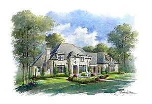 Perry Custom Home - Mayfair Estates Lot