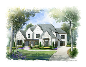 Perry Custom Home - Mayfair Estates Lot