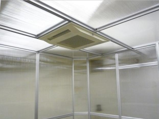 空気浄化装置 「Clean Square」