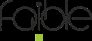 Faible Home & Fashion Logo