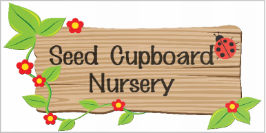 SEED CUPBOARD logo