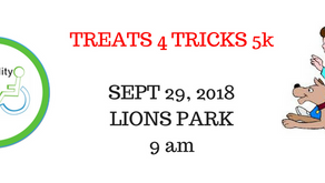 TREATS 4 TRICKS 5K