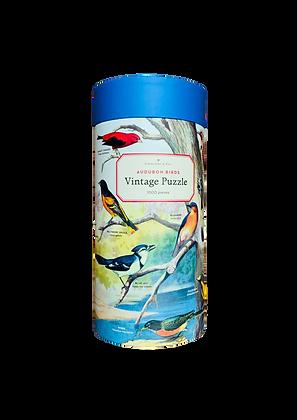 Puzzle vintage - Audubon birds