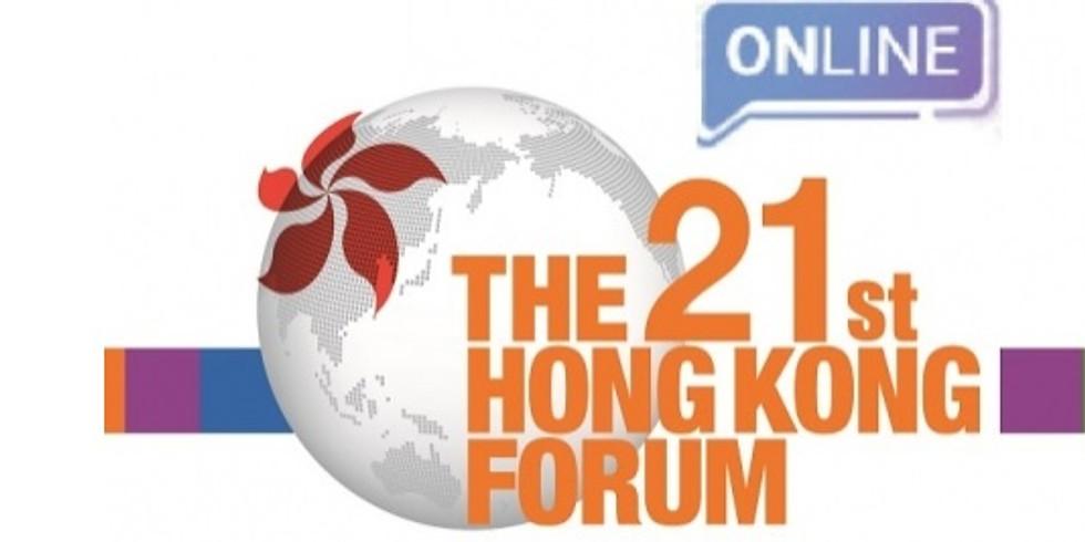 21st Hong Kong Forum 2020