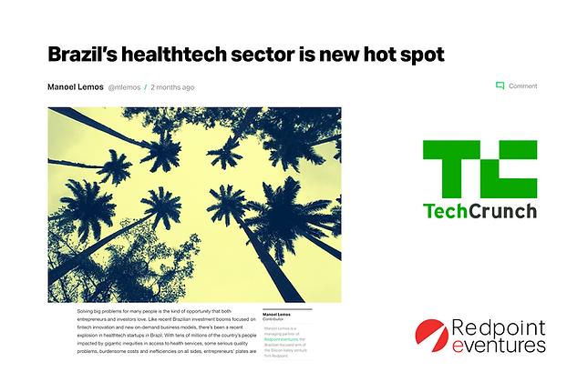 RPev healthech hot spot - DG website hit