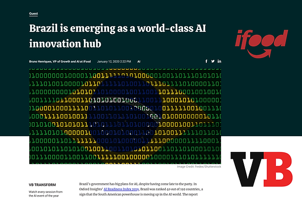 iFood guest post in VB re AI and Latam.p