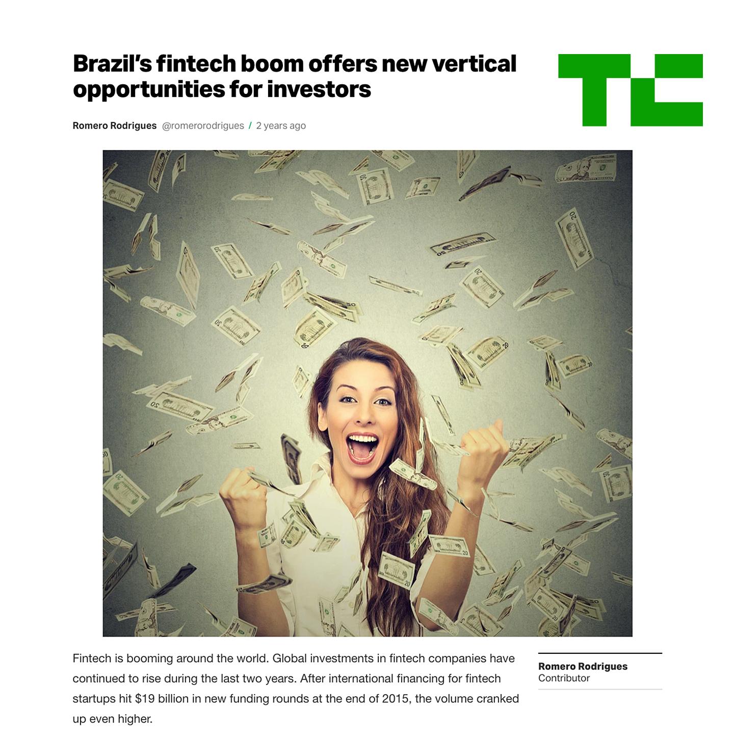 Fintech Boom in Brazil!
