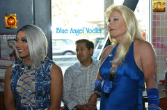 Khmera Rouge and Donna Sachet love the Blue Angel story