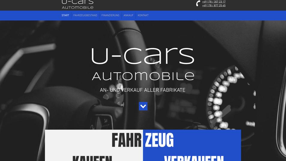 U-Cars Automobile