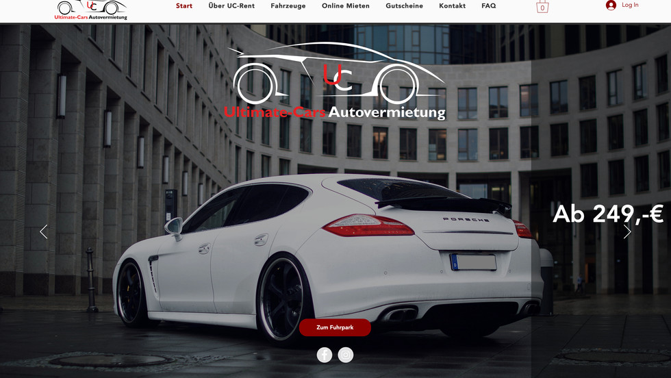 Ultimate-Cars Autovermietung