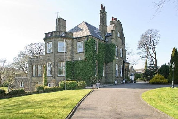 the house in Rossendale on which Moran's house was based