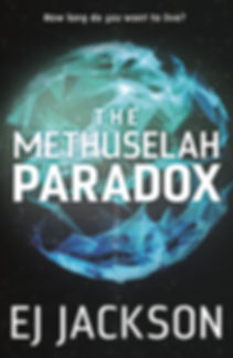 The Methuselah Paradox cover by Lawston Design