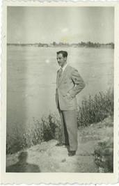אח המשפחה הבכור על גדות נהר החידקל