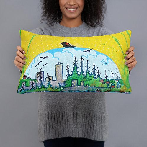 Mahnomen - Basic Pillow