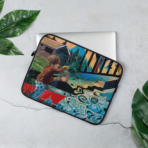 The Waters of Tomorrow - Laptop Sleeve