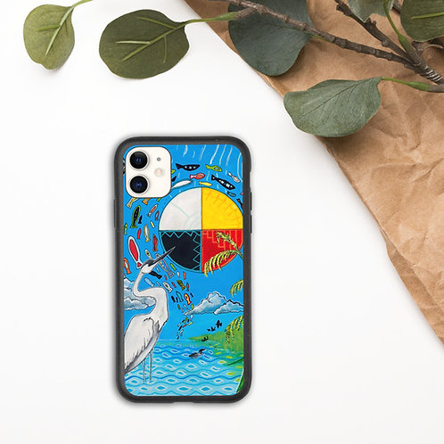 Interconnected - Biodegradable phone case