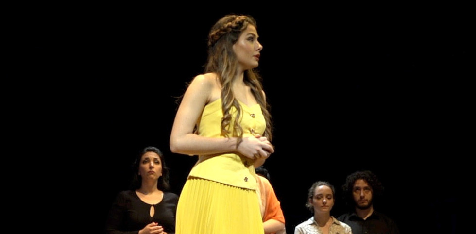 Comtèsse Adele - Le Comte Ory, Teatre de Sarrià